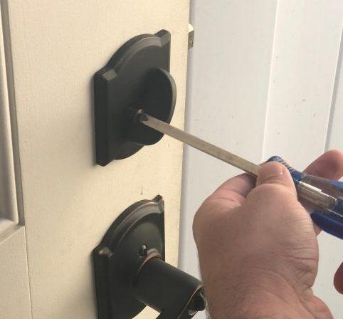 Lock change, Rekey Repair.