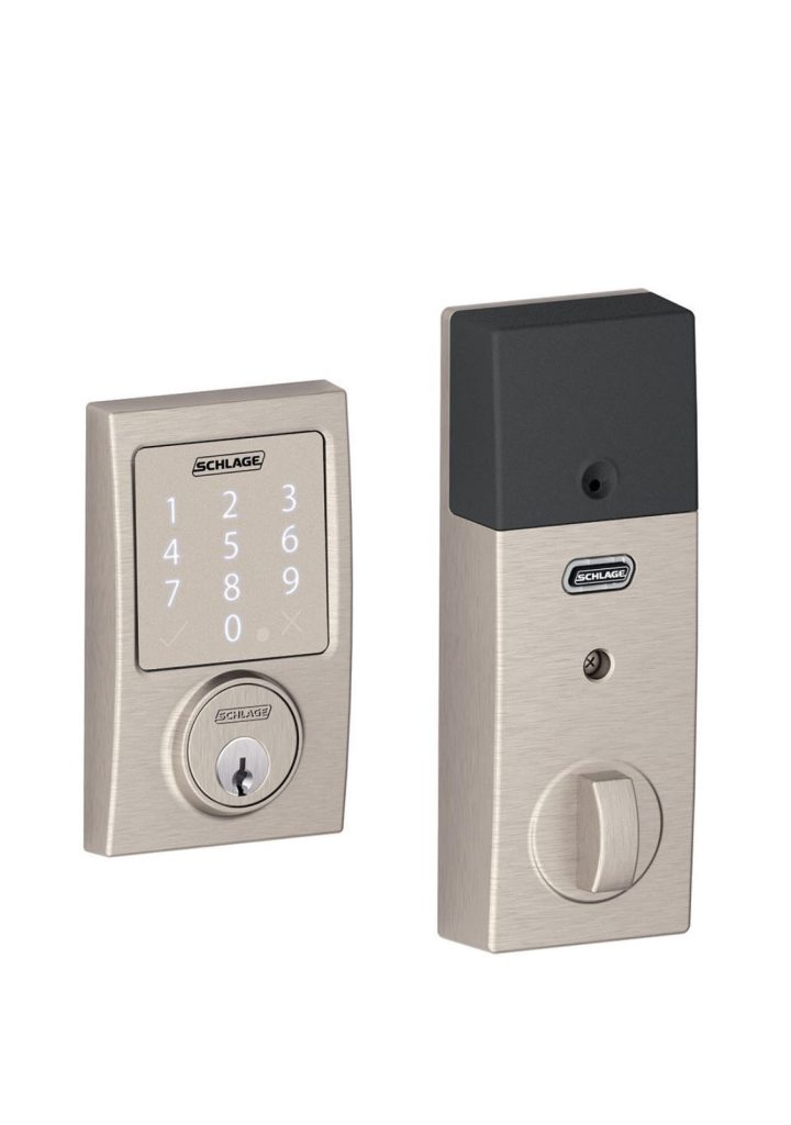 Schlage smart - keyless lock - Naples Locksmith Lion-min