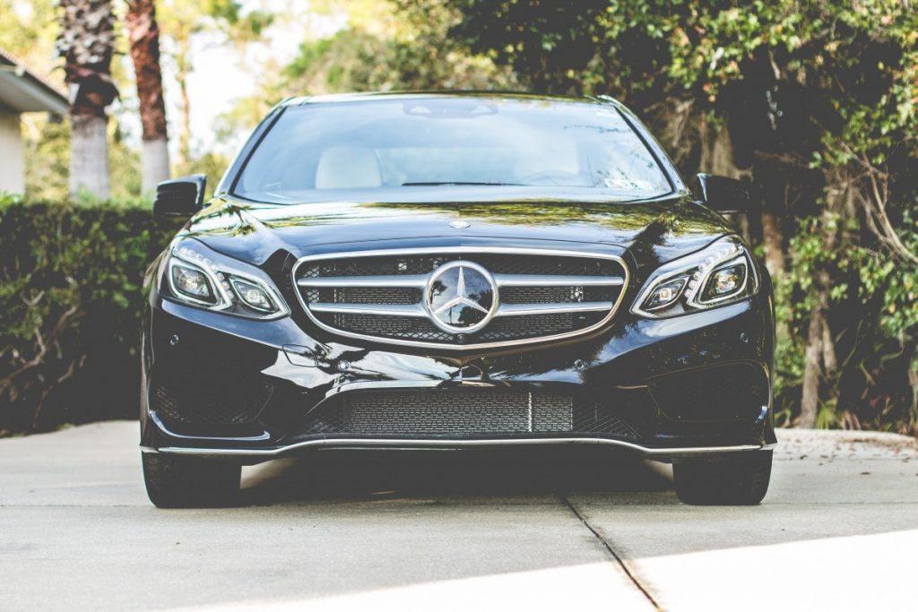 Mercedes Benz Trunk Unlock