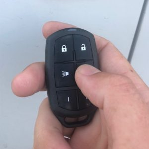 How to program Toyota remote