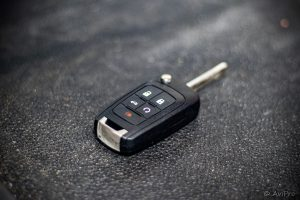 chevy car key flip key Lockmsith lion