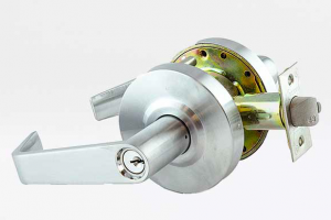 Locksmith Lion commercial lever lock - locksmith lion